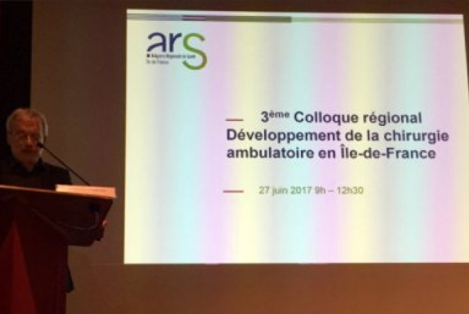 colloque chirurgie ambulatoire