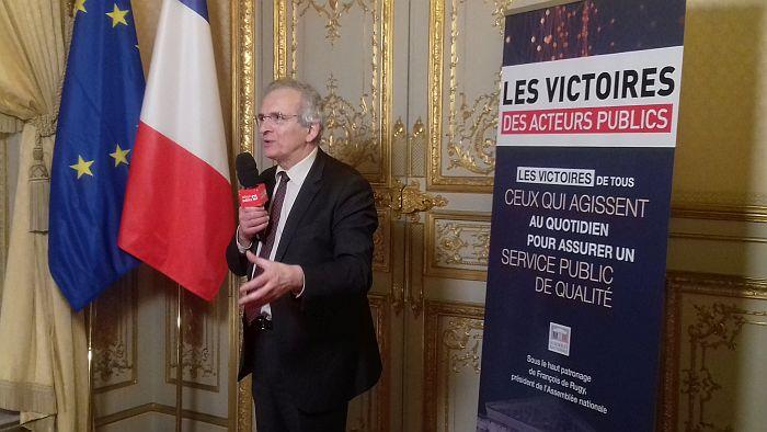 Victoires acteurs publics - Christophe Devys