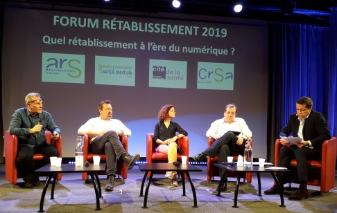Forum santé mentale 2019 : table ronde
