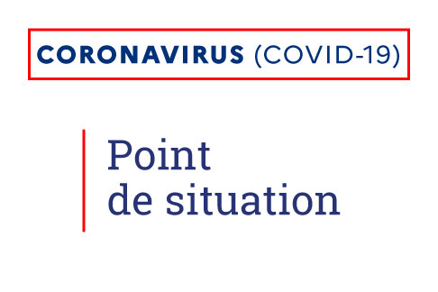 Coronavirus (Covid-19) : points de situation   Agence régionale de santé  Ile-de-France