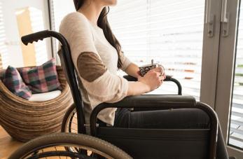 recherche jeune femme handicapée