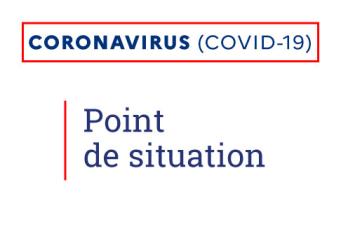 Coronavirus (Covid-19) : points de situation | Agence régionale de ...