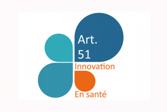 logo innovation en santé - Article 51