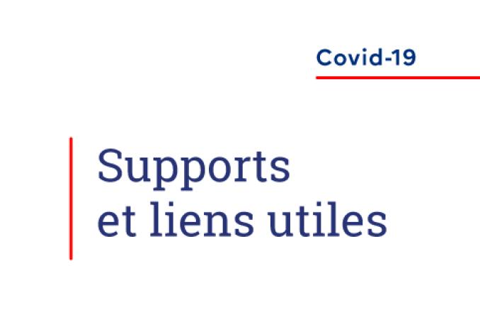 Coronavirus Covid 19 Supports Contacts Et Liens Utiles Agence Regionale De Sante Ile De France
